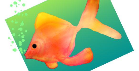 Кратко за една златна рибка