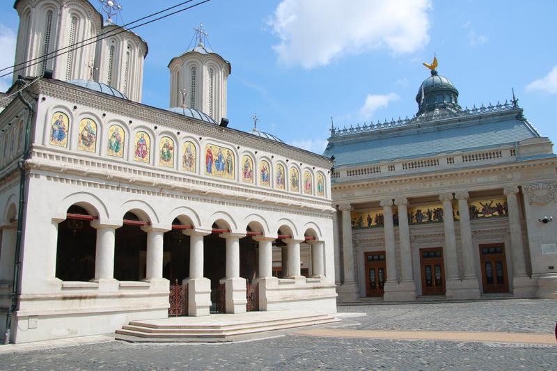катедрала в Букурещ