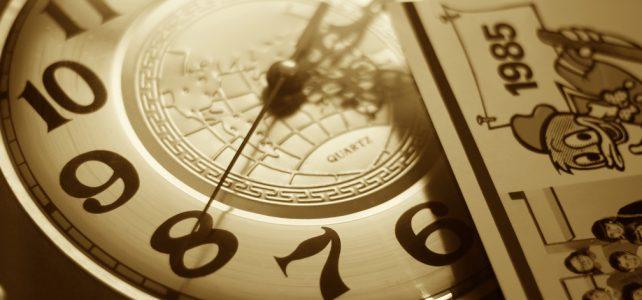 Времето лети. Времето препуска. Защо? Ние ли опитваме да го догоним или то бяга с нашия ход?