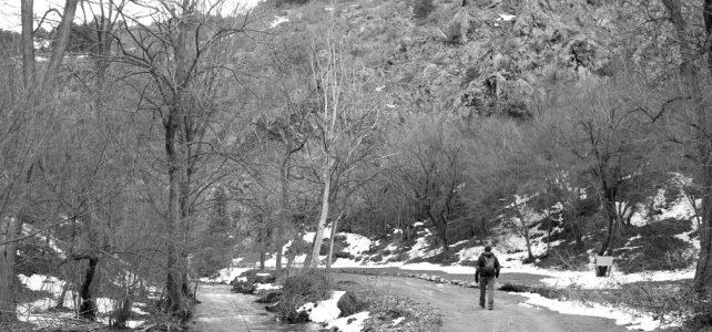 """Разходки сред природните забележителности на Сливен (част 2) – местността """"Долапите"""""""