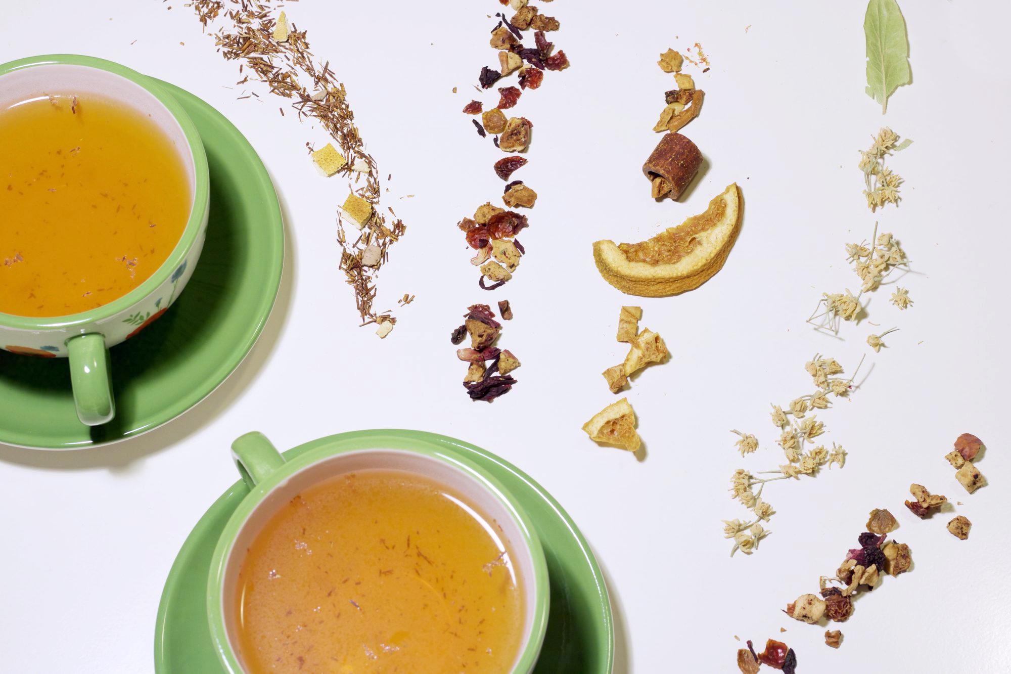 Чаят – здраве за тялото и ума, радост за  сетивата