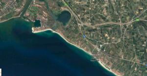 Плажът Офриниу