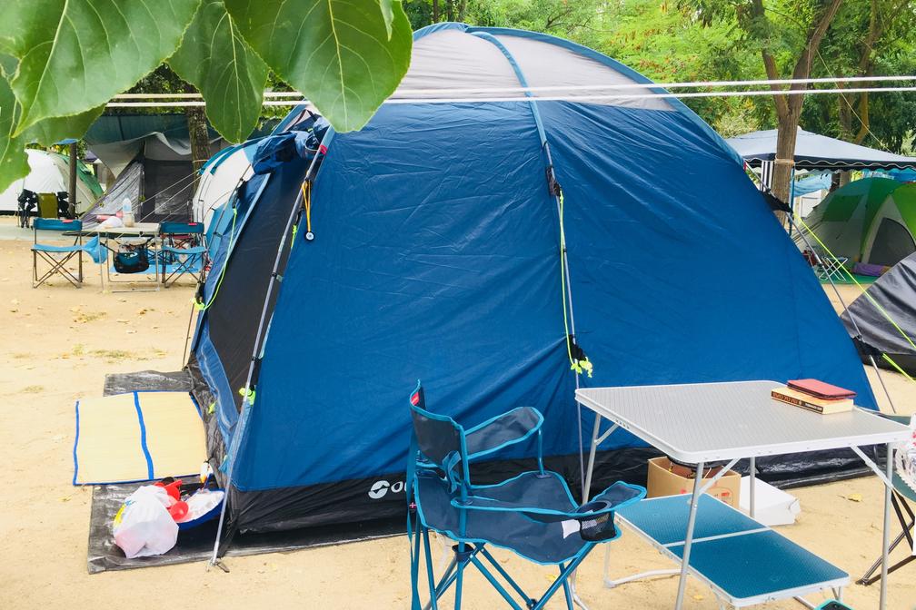Куполна палатка – Outwell Arizona 300 модел 2018г