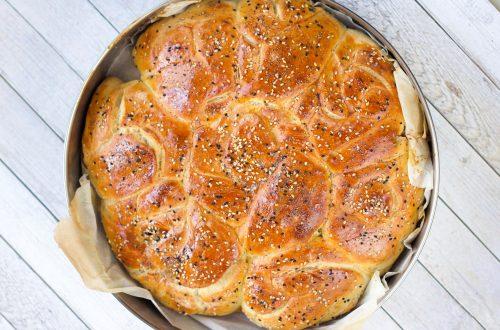 питка с маслини