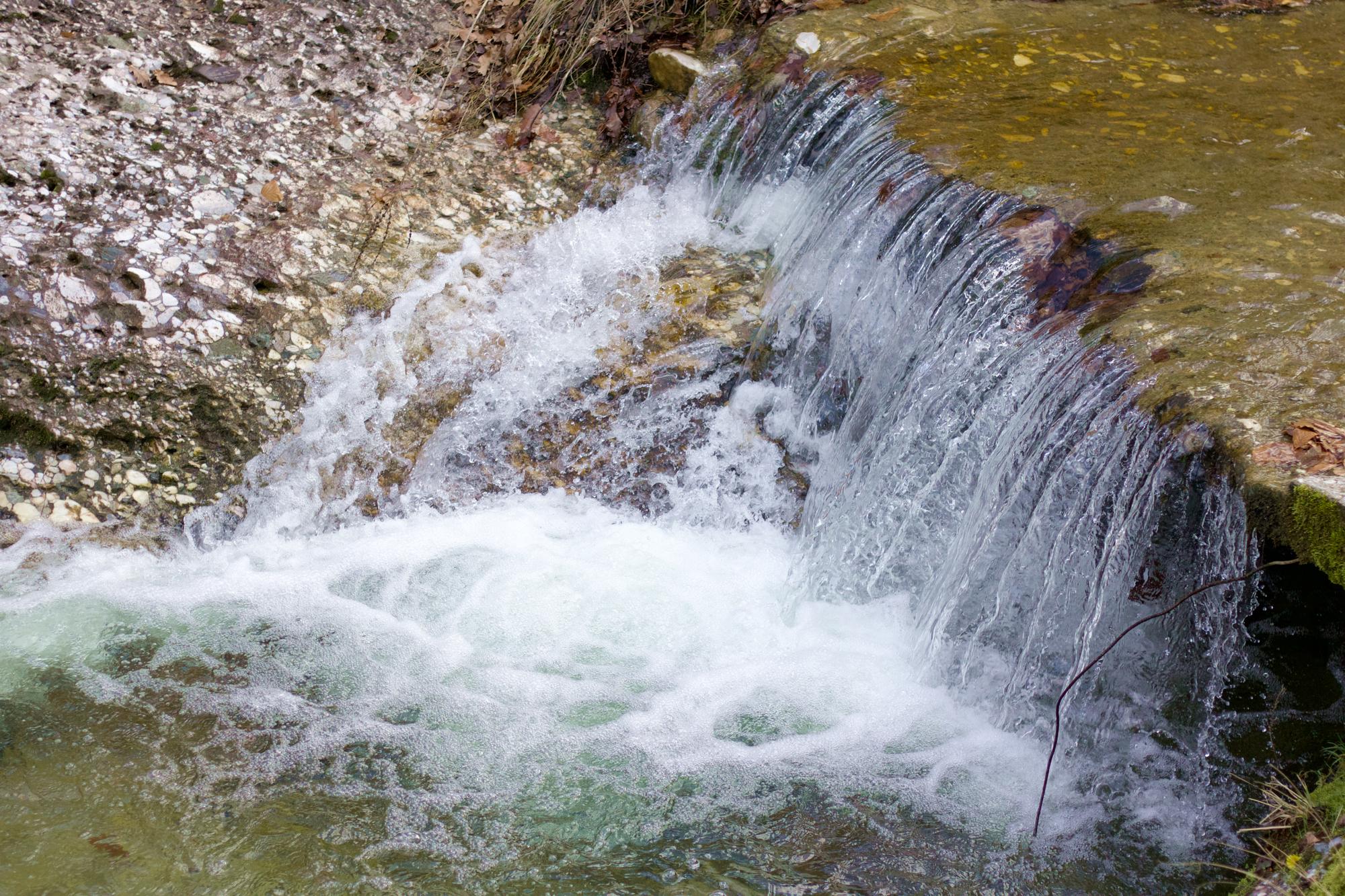 Мартенско пътуване към Източните Родопи – 2020г – ден първи – водопади