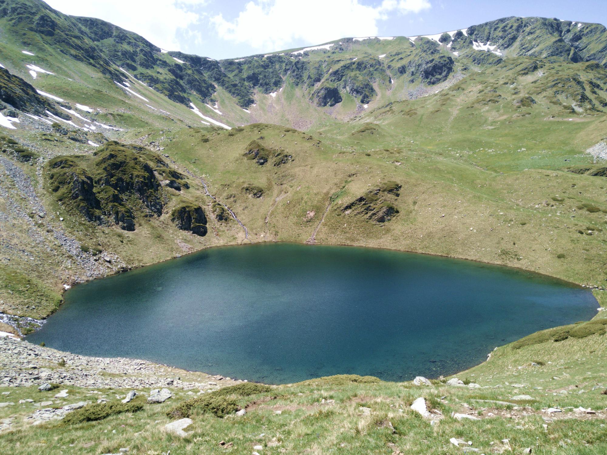 Урдини езера – приключенски преход в края на юни