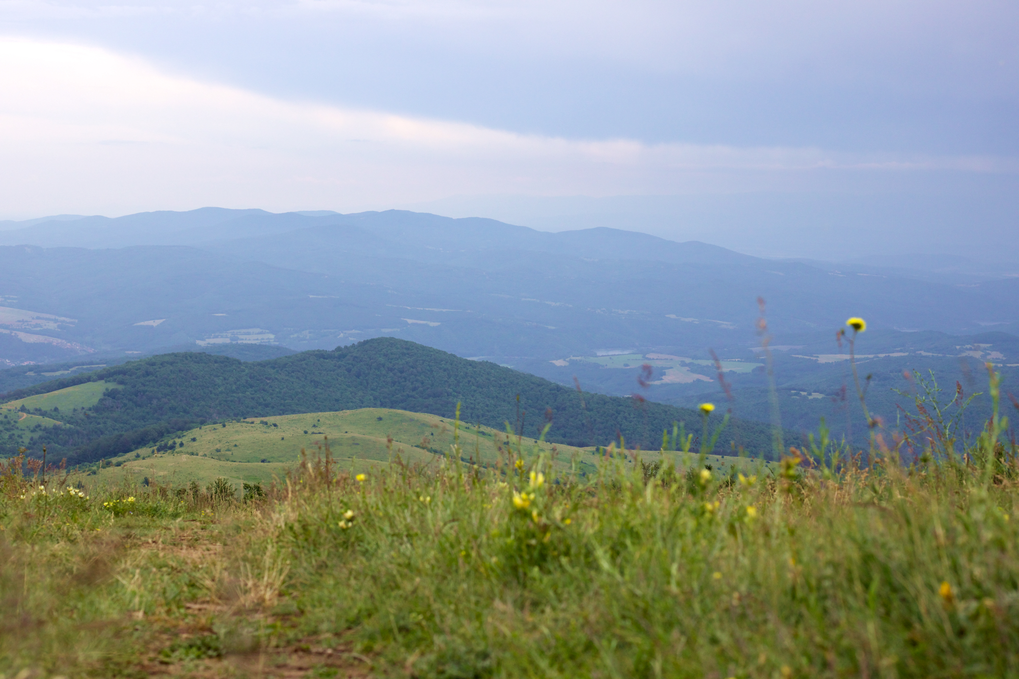 Неделен преход до връх Арамлиец в Ихтиманския дял на Средна Гора (част 1)