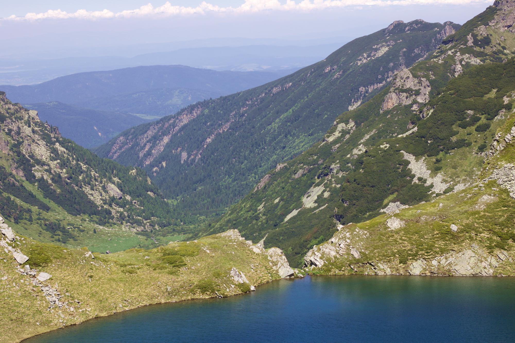Фоторазказ за еднодневен преход до Урдините езера