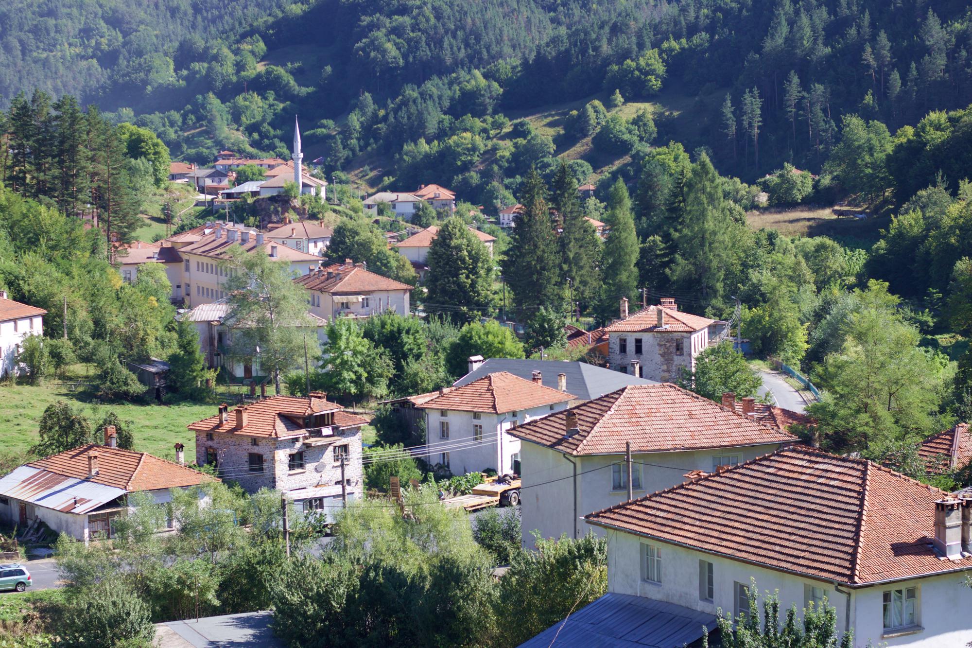 Село Арда, почивка в Родопите в края на лятото
