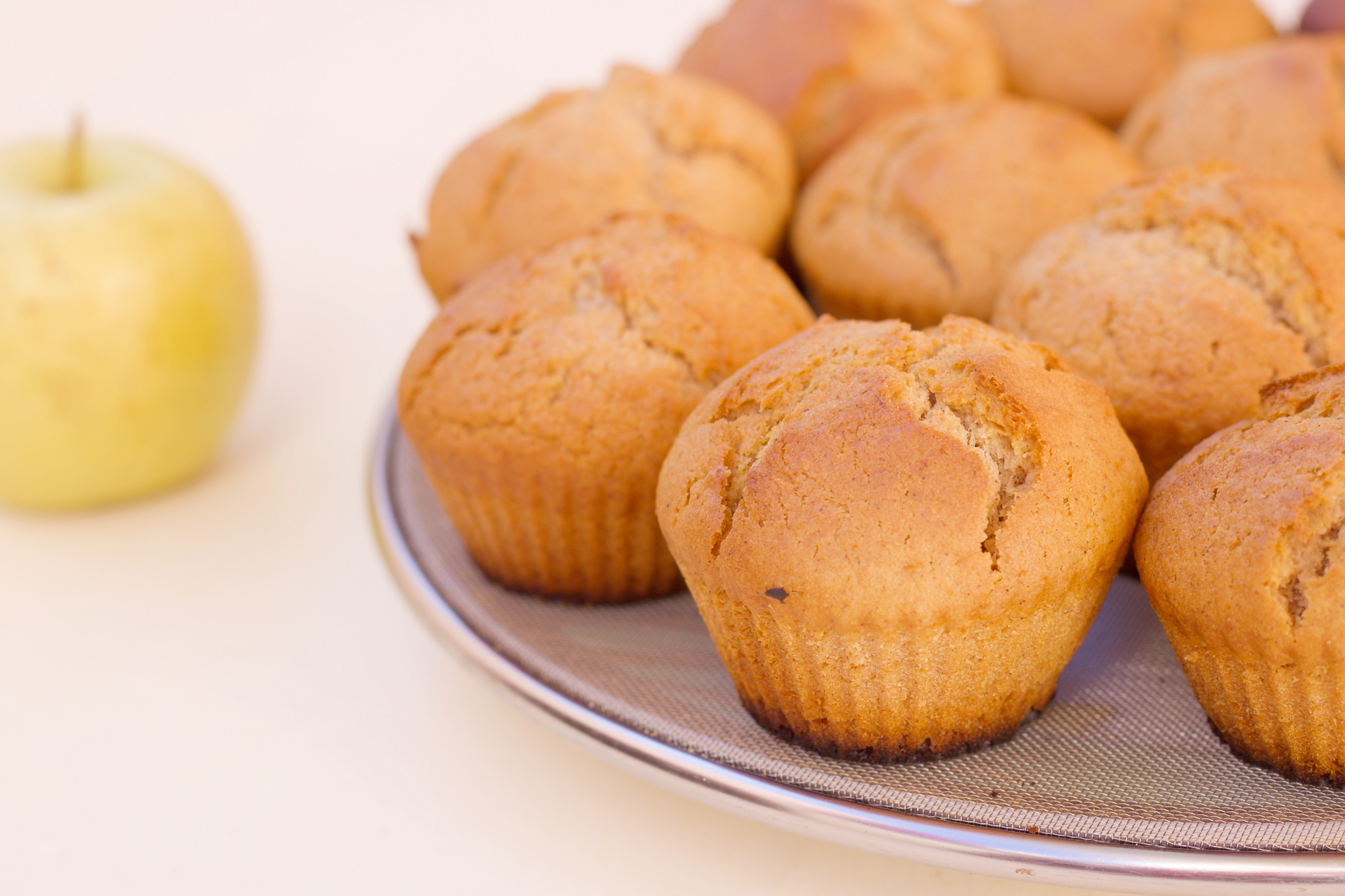 Постни кексчета с плодово пюре – лесни, интересни и вкусни