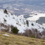 Връх Любаш – снежна пролет в края на март