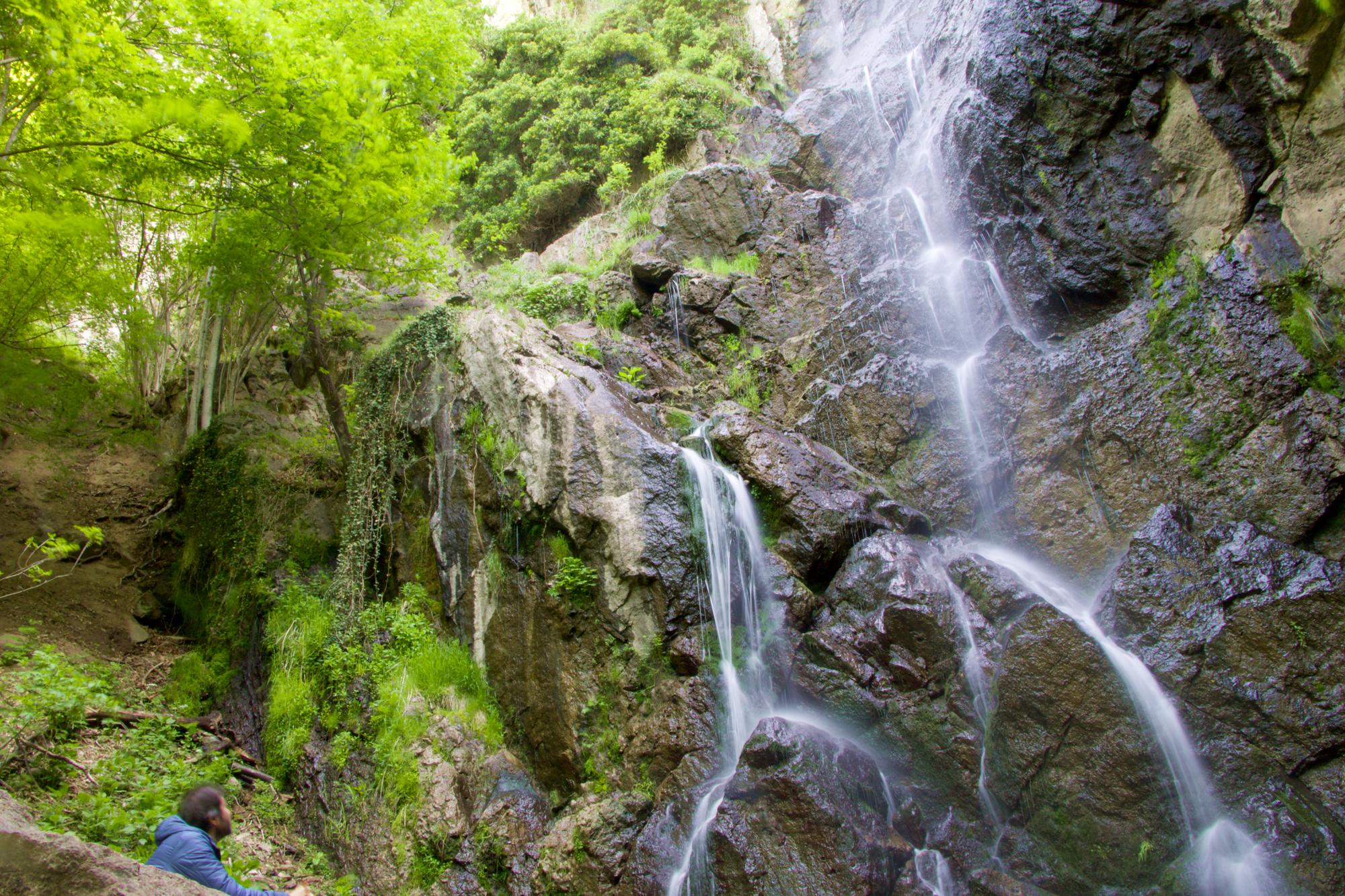 Девин. Екопътека по река Девинска. Водопад Самодивско пръскало и водопад Мечо пръскало. Западни Родопи – ден 3